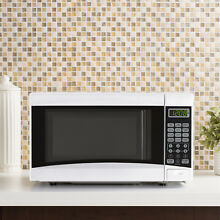 Countertop Microwave Oven 700 Watt 0 7 cu ft with Carousel New Ships Free