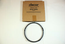 Dacor Cast Iron Black Wok Ring for SGM SGG Gas Cooktops Model No AWR New NIB