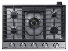 Samsung Chef Collection NA36M9750TS 36  Gas Cooktop with 5 Burners Stainless