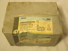 Sears Conversion Kit 16002 portable Dishwashers to Built In dishwasher  7200