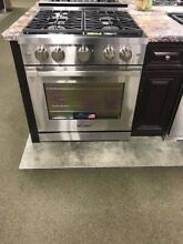 RNRP30GSNG DACOR 30   Renaissance GAS RANGE DISPLAY MODEL