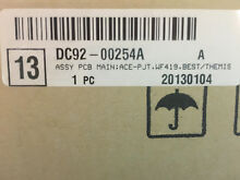 Samsung DC92 00254A Washer Main PCB Assy   Inventory Reduction SALE