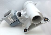 WH23X10028   Drain Pump   Motor for General Electric Washer