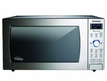 1 6 Cu  Ft  Built In Countertop Cyclonic Wave Microwave Oven with Inverter Techn