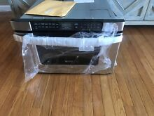 Sharp KB6524PS 24  Built in Microwave Drawer Oven in Stainless Steel