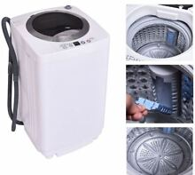 Camping Washer Machine Clothes Cleaner Portable Dorm Apartment Mini Compact