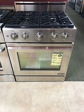 DR30GFSNG DACOR 30  DISTINCTIVE SERIES GAS RANGE  DISPLAY MODEL