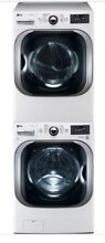 SIDE BY SIDE WASHER  DRYER lgwadrew8100