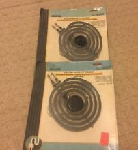 2 X Electric Range Heating Element For Sears Kenmore Stoves   406027
