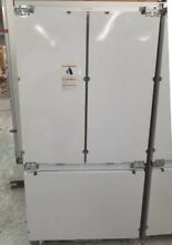 NEW OUT OF BOX FISHER PAYKEL FRENCH DOOR BUILT IN REFRIGERATOR PANEL READY