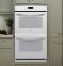 GE JT3500DFWW 30  White Electric Double Wall Oven Nob  22073