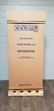Viking Pro Series 36  Built in Refrigerator Freezer VCBB5363ELSS High End NEW