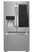 LG Studio LSFXC2496S 36 In Stainless Counter Depth French Door Refrigerator