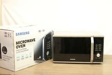 Samsung MG14H3020CM 1 4 cu  ft  Countertop Grill Microwave Oven with Ceramic