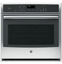 GE PT7050SFSS 30  Built In Single Convection Wall Oven