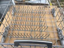 154625401 FRIGIDAIRE DISHWASHER LOWER RACK W ROLLERS   pre owned