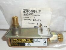Electrolux Frigidaire 5308009419 Range Stove Oven safety Valve New OEM part