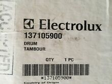 Electrolux 137105900 Washer Drum   Inventory Reduction SALE