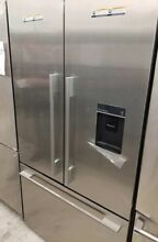 FISHER PAYKEL COUNTER DEPTH REFRIGERATOR FREEZER WITH WATER DISPENSER