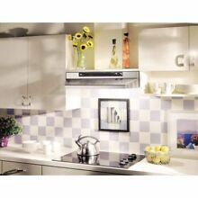 Broan 46000 Series 30 in  Convertible Range Hood in Stainless Steel 463004