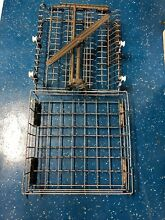 Whirlpool Dishwasher Type 583 1 WDT720padm2 Lower Bottom And Upper Top Rack Set