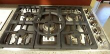 CDV365N DCS 5 BURNER COOKTOP NATURAL GAS DISPLAY UNIT