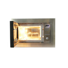 0 8 Cu  Ft  Countertop Combo Microwave Oven with Auto Cook and Memory Function