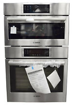 Bosch 800 Series HBL87M52UC 30  Microwave Combination Oven