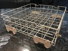 WHIRLPOOL DISHWASHER LOWER DISH RACK AND ROLLERS  GU2700XT 8561749 KENMORE