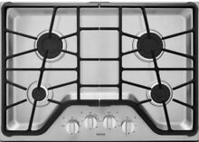 Maytag MGC7430DS 30 in Gas Cooktop Stainless Steel