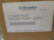 Electrolux   Frigidaire  Genuine  154247502  Dishwasher  Drain Pump Assembly
