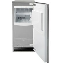 GE UCC15NJII Ice Maker 15 Inch   Gourmet Clear Ice   RETAIL  2499
