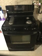 Kenmore Ellie gas convection stove
