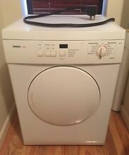 Bosch Axxis Compact Electric Dryer WTA4410   Used but in excellent condition