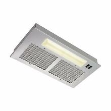 Custom Range Hood Power Pack   Silver Grille