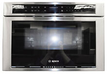 Bosch HMD8451UC 800 Series 24  Built in Microwave Drawer