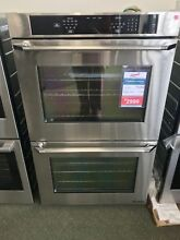 DTO230S  DACOR DISTINCTIVE 30  DOUBLE WALL OVEN  STAINLESS DISPLAY MODEL