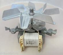 Bosch Electric Oven Motor with Fan Blade Part   642845 646291   HBL8650UC