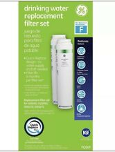 2 PACK GE FQSVF Drinking Water System Replacement Filter Set New In Box