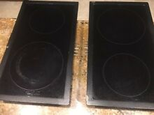 Two GE Kenmore 42059  cooktop modules Replace JXDR50 For Ge JP389 Downdraft