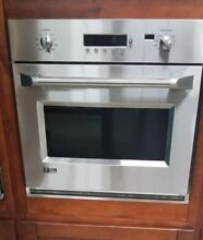 ZET1PMSS  GE MONOGRAM 30  single wall oven  STAINLESS DISPLAY MODEL