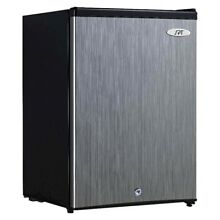 Sunpentown 2 1 Cu Ft  Upright Freezer   Stainless Steel UF 214SS