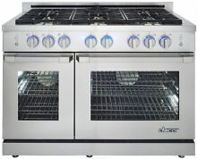 Dacor RNRP48GSNG Renaissance 48  Freestanding Gas Range Natural Gas