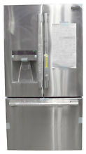 LG Signature UPFXC2466S 36  Door in Door French Door Counter Depth Refrigerator