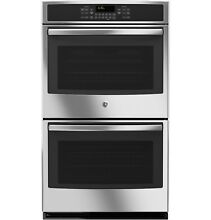 GE  JT5500SFSS 30  Built In Double Wall Oven with Convection