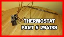 Kenmore  Stove Thermostat  Part    294138