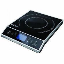 Countertop Burners 6400 Digital Choice Induction Cooktop 1800 Watts LCD Control