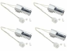 4 X WB13K21   Gas Oven Igniter 4 Pack for General Electric Range