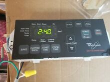 6610453 WP6610456  Whirlpool Range Oven Control Board Used great shape Pictures