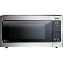 Panasonic NN SN766S Countertop Built In Microwave with Inverter Technology  1
